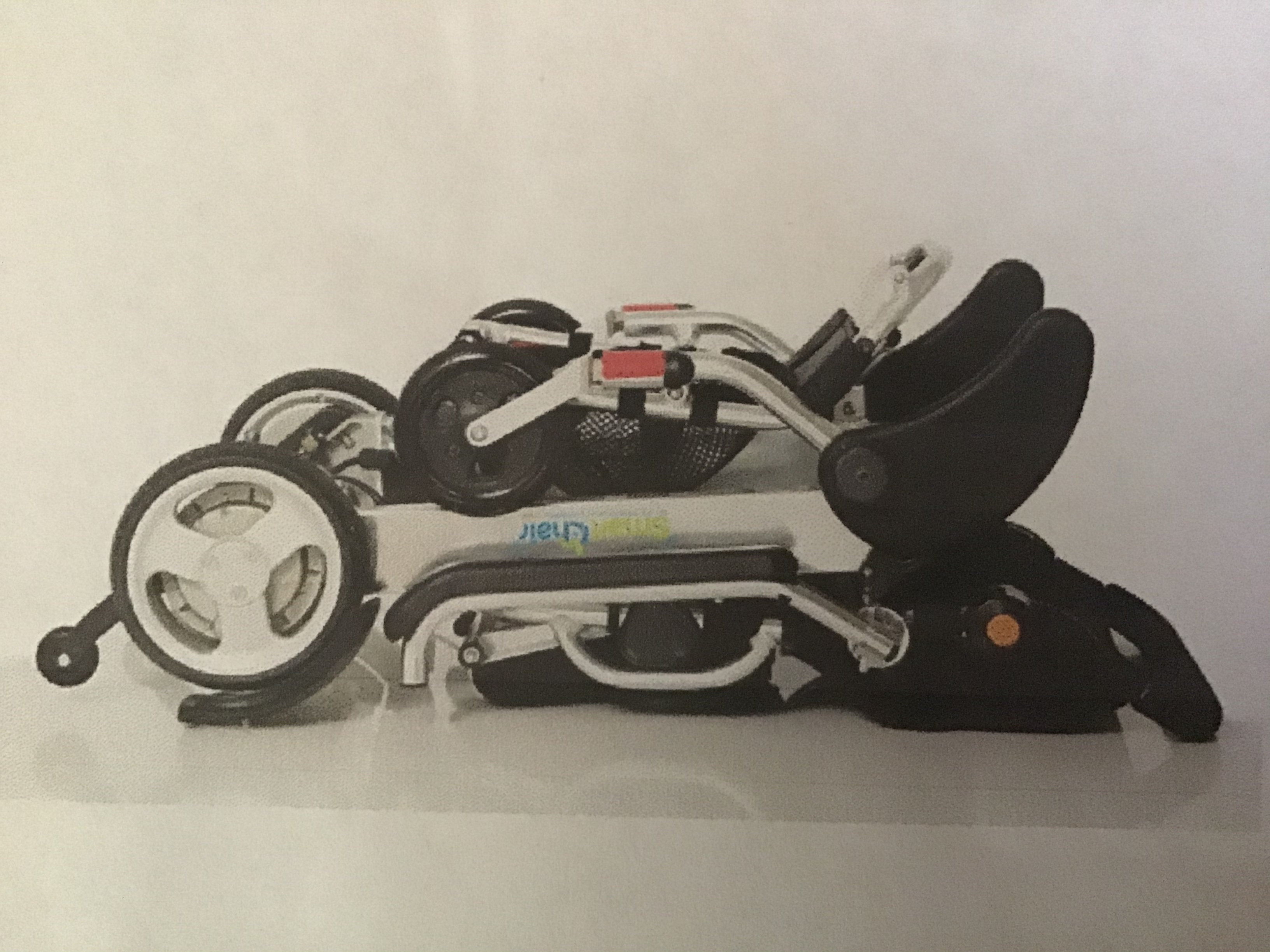 Photo 3 of KD Smart Power  Portable Wheelchair