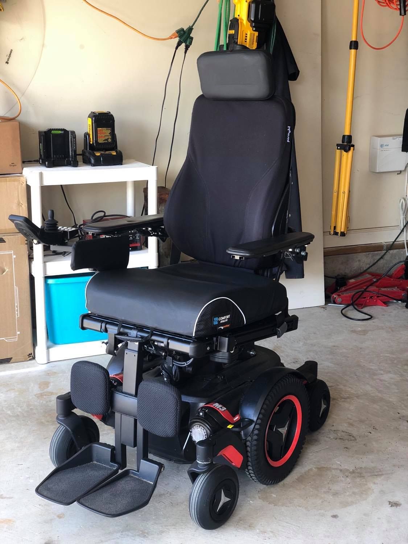 Photo 1 of M3 Permobil Corpus Power Chair