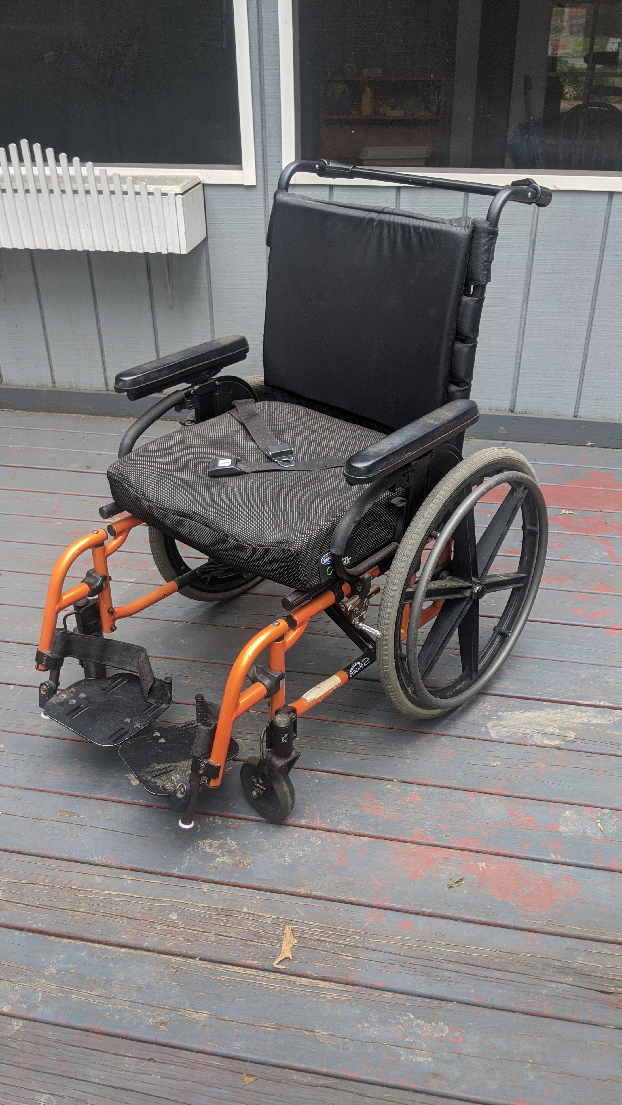 Photo 1 of Quickie Wheelchair