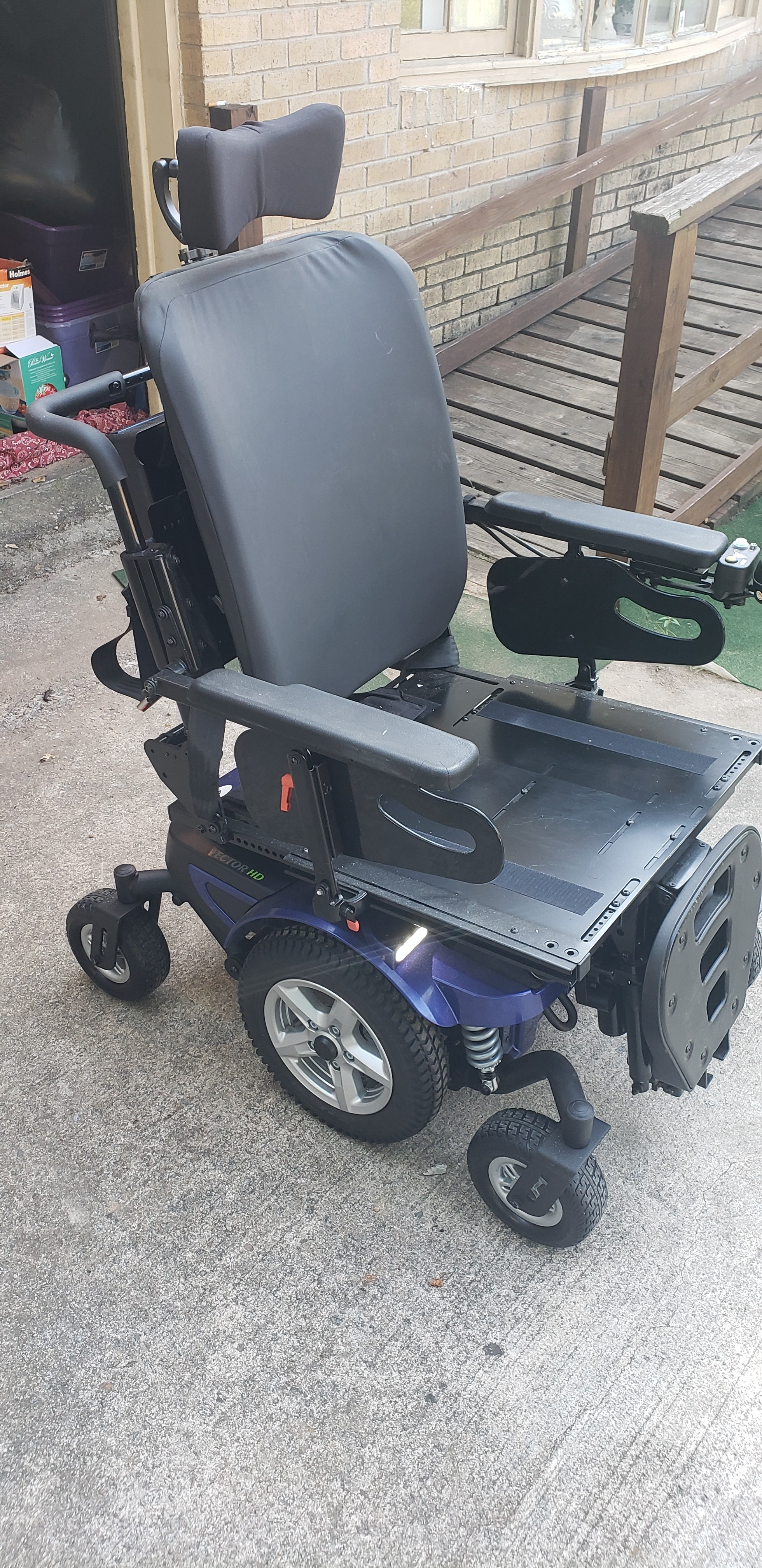 Photo 2 of Power wheelchair