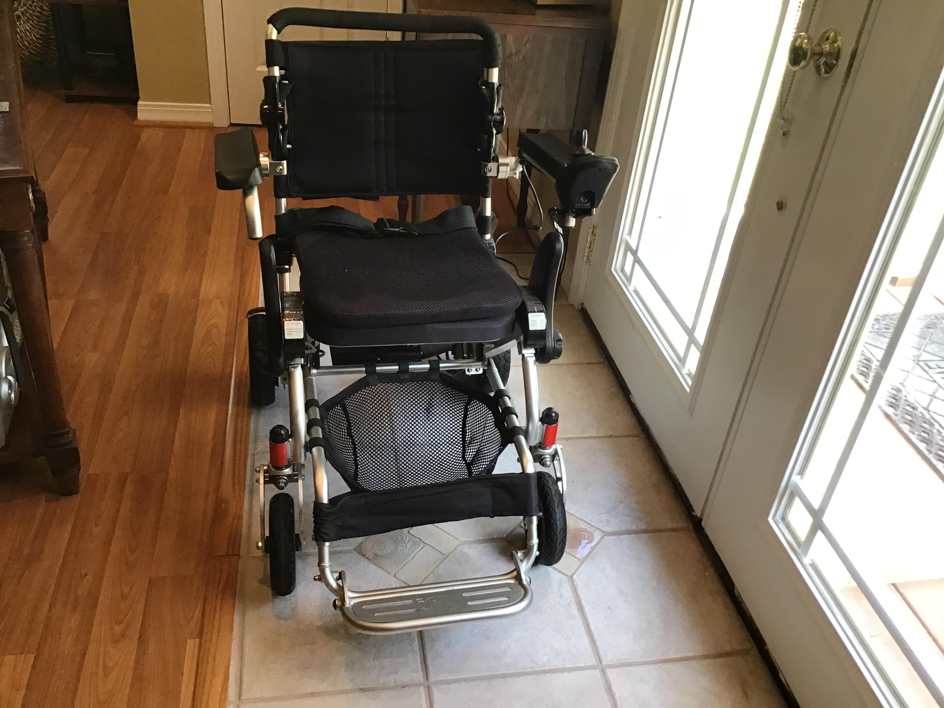 Photo 2 of KD Smart Power  Portable Wheelchair