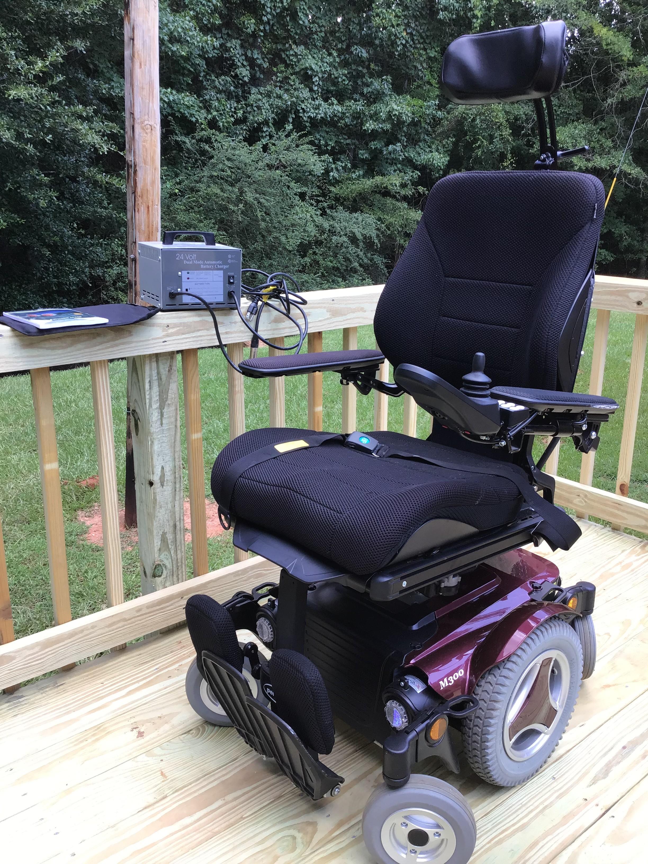 Photo 1 of Permobil M300 Power Wheelchair