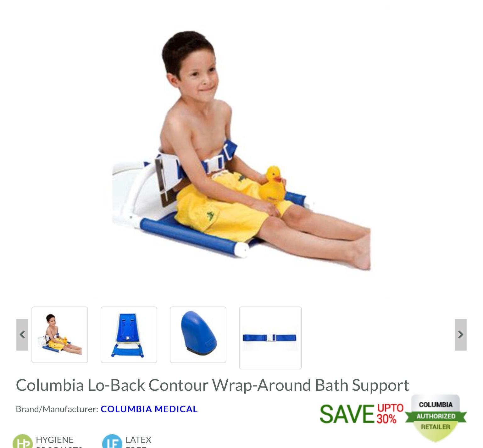 Photo 1 of Child bath seat