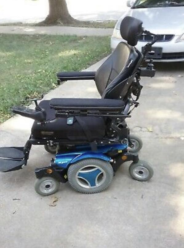 Photo 2 of Permobile M300 wheelchair