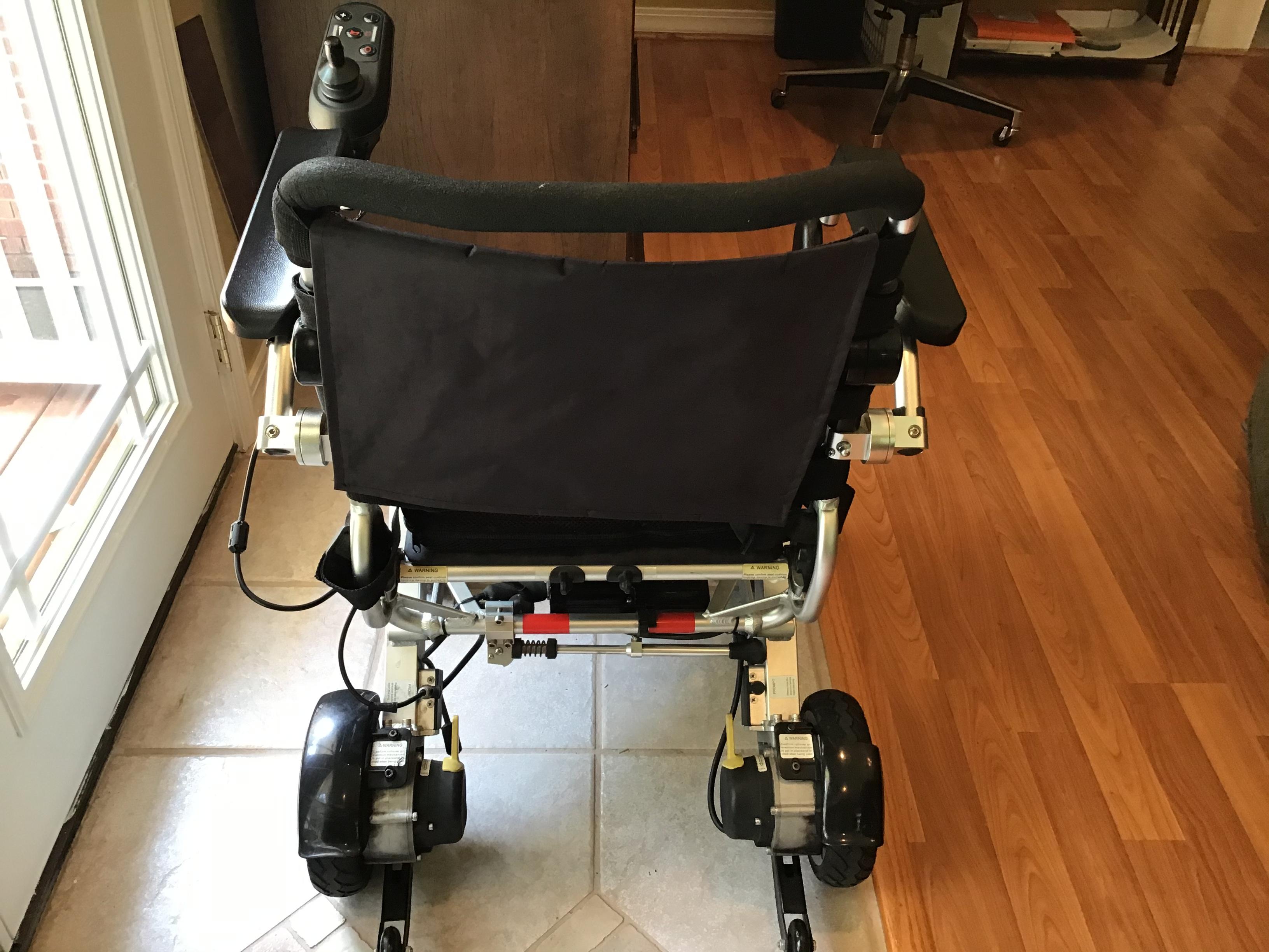 Photo 4 of KD Smart Power  Portable Wheelchair