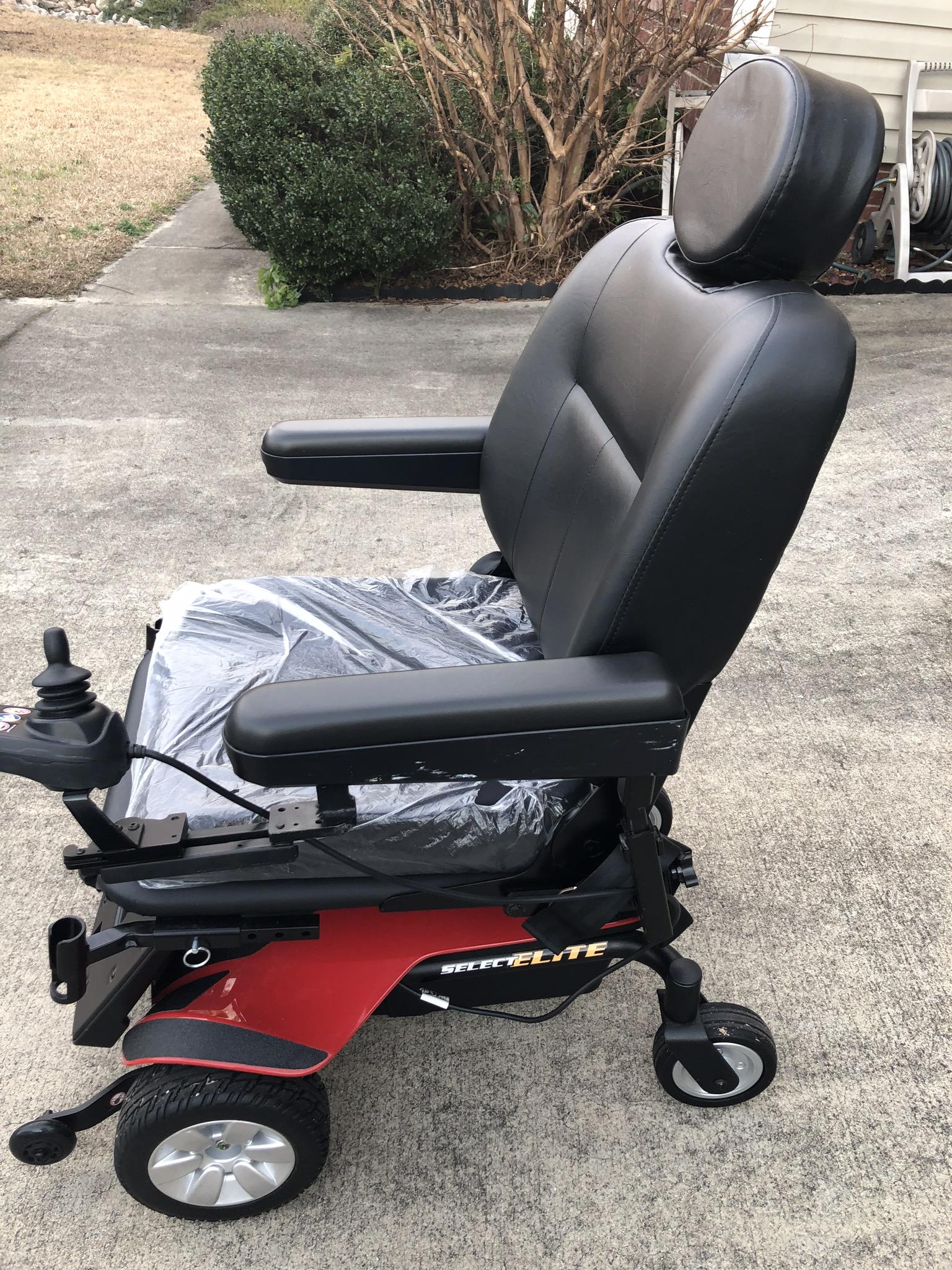 Photo 3 of Power Wheelchair