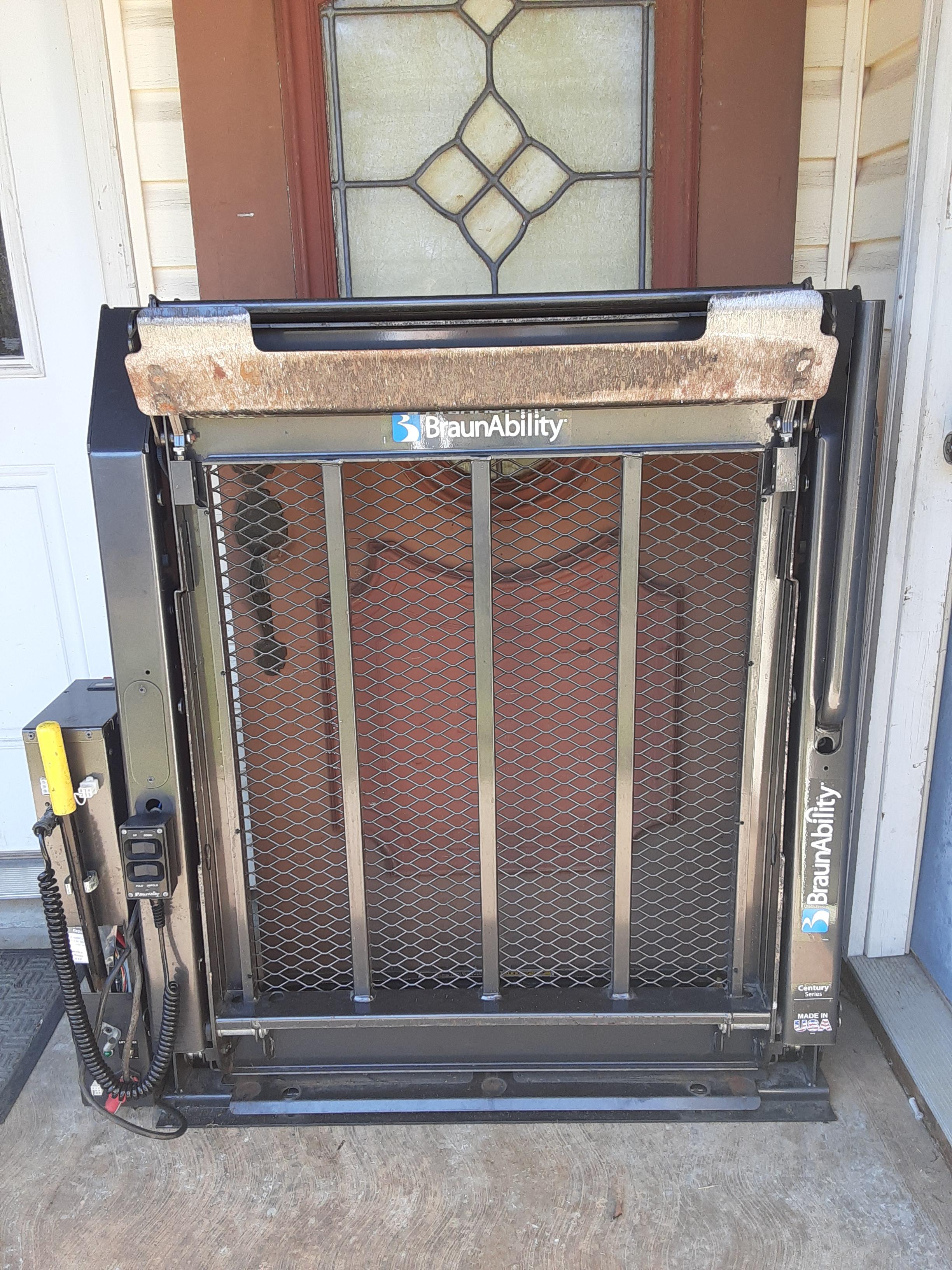 Photo 1 of Van Wheelchair Lift