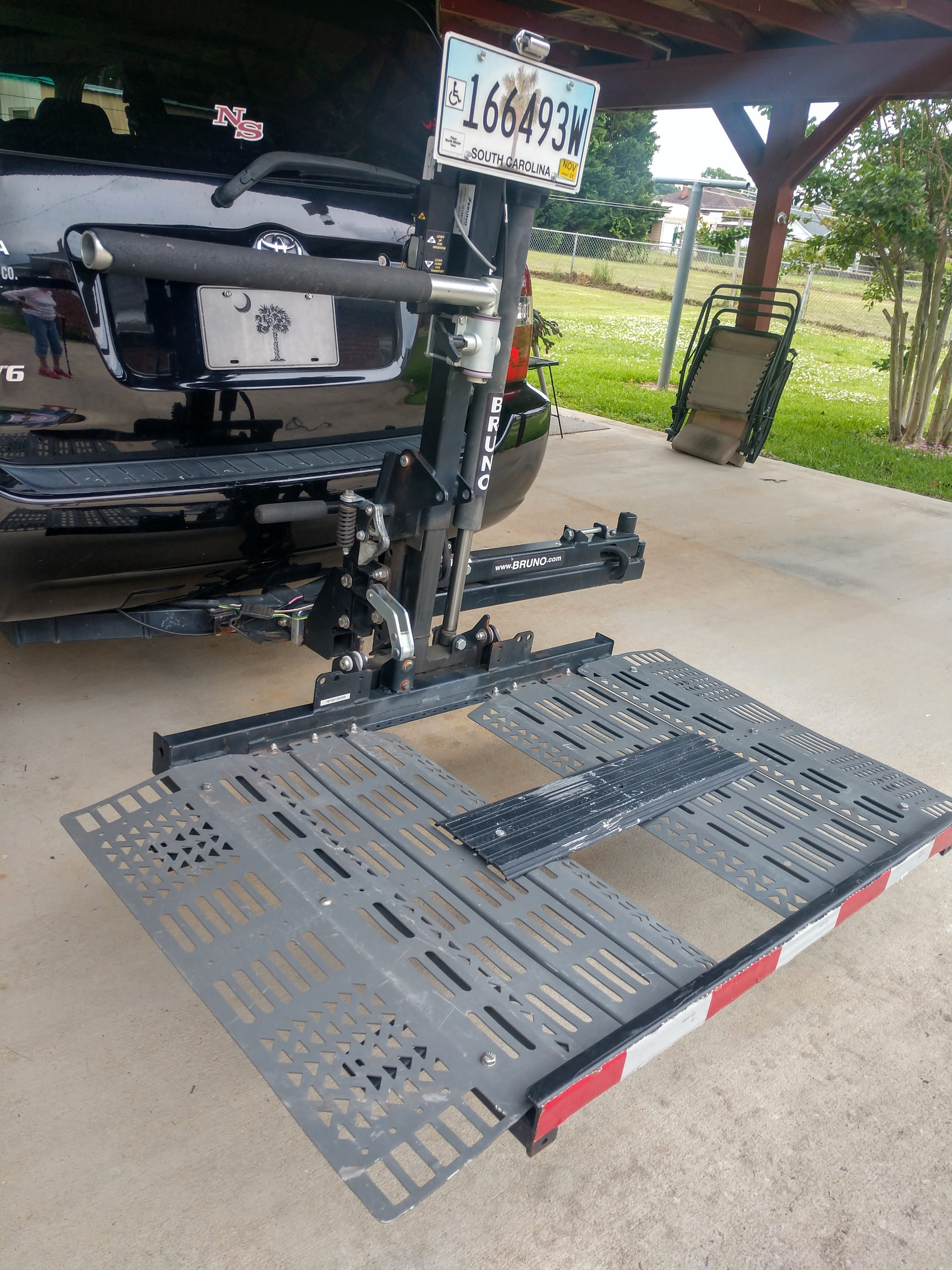 Photo 1 of Scooter/Wheelchair Lift