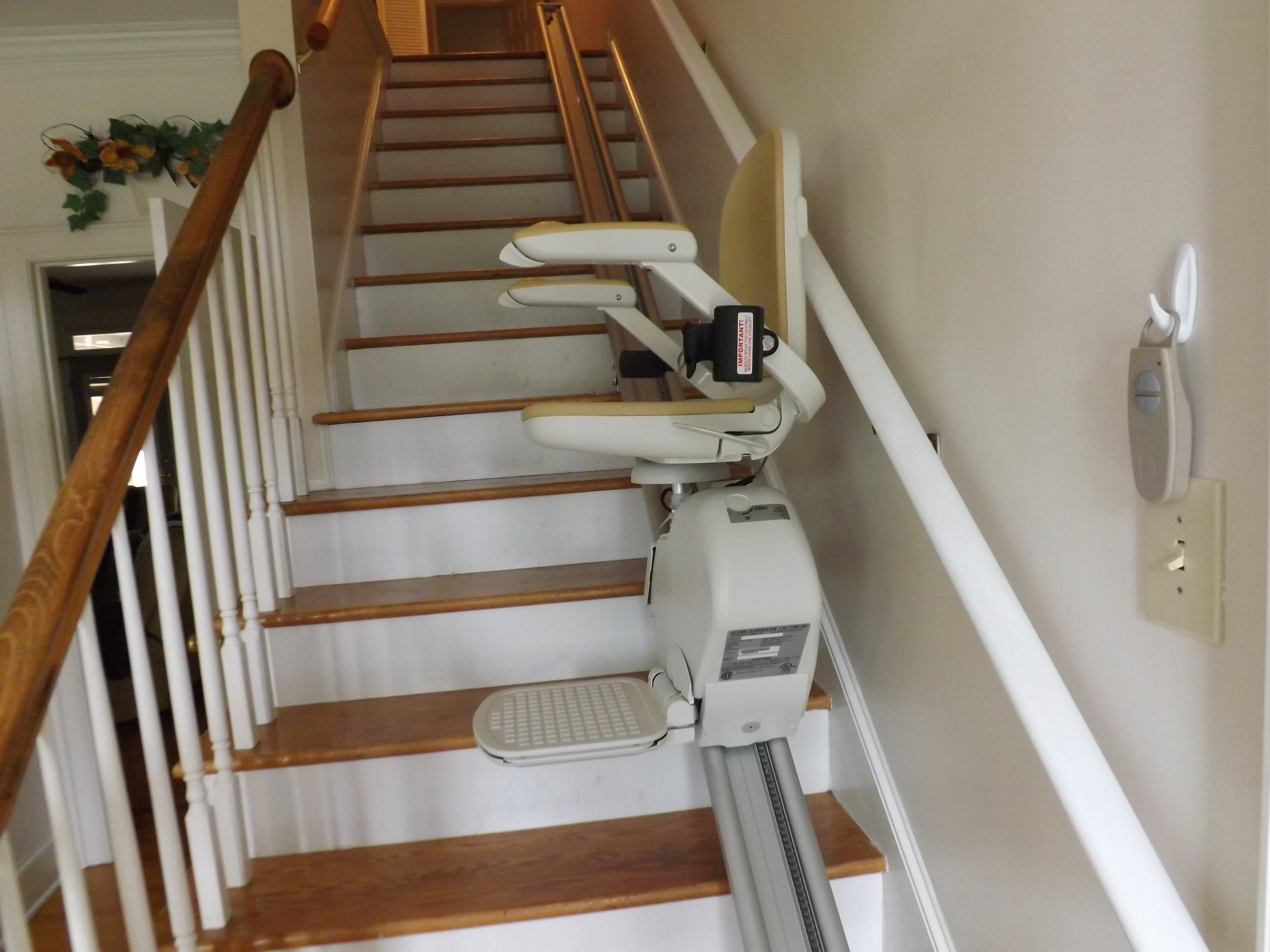 Photo 2 of Stairlift