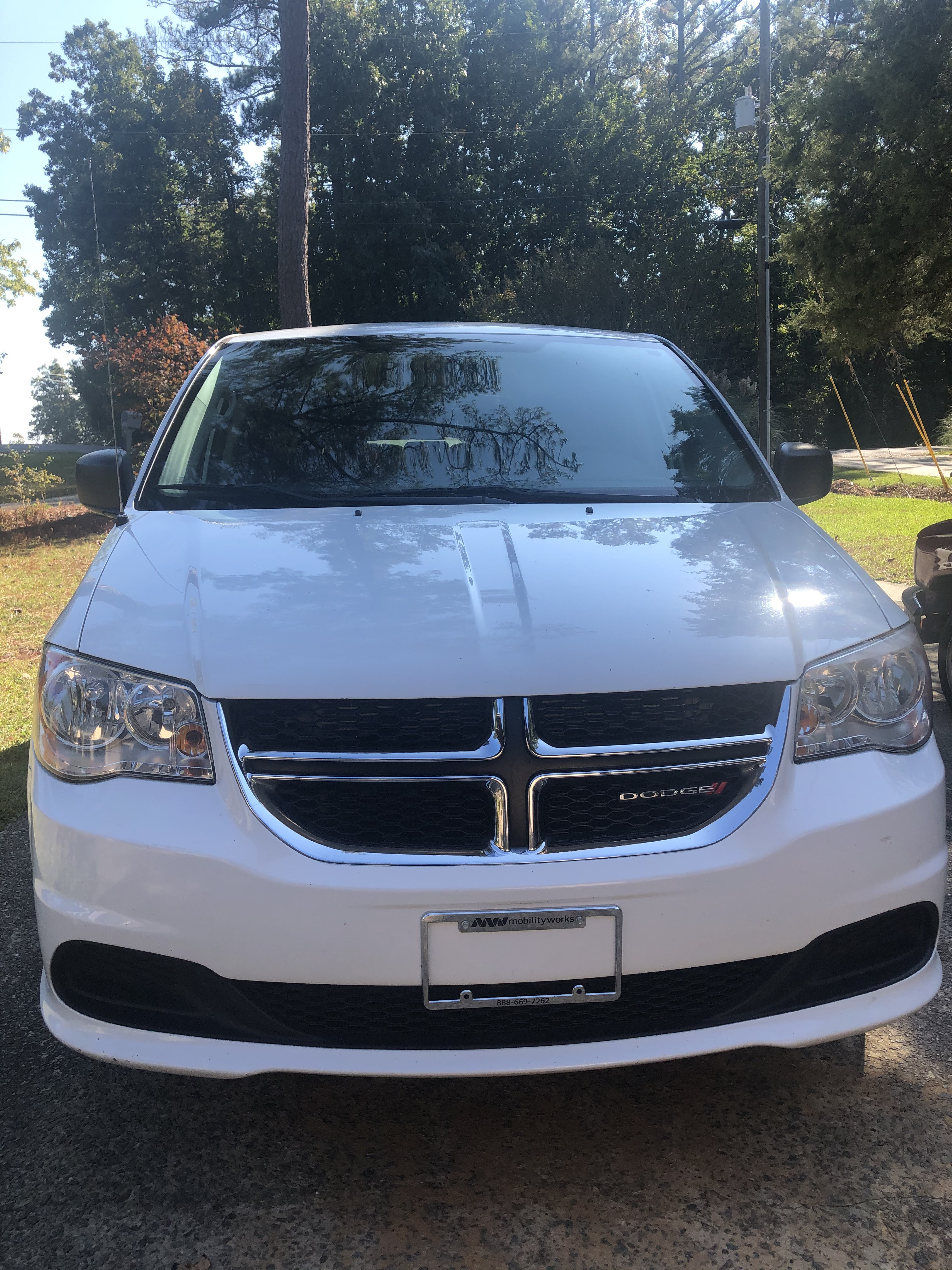 Photo 2 of 2015 Dodge Grand Caravan with Conversion