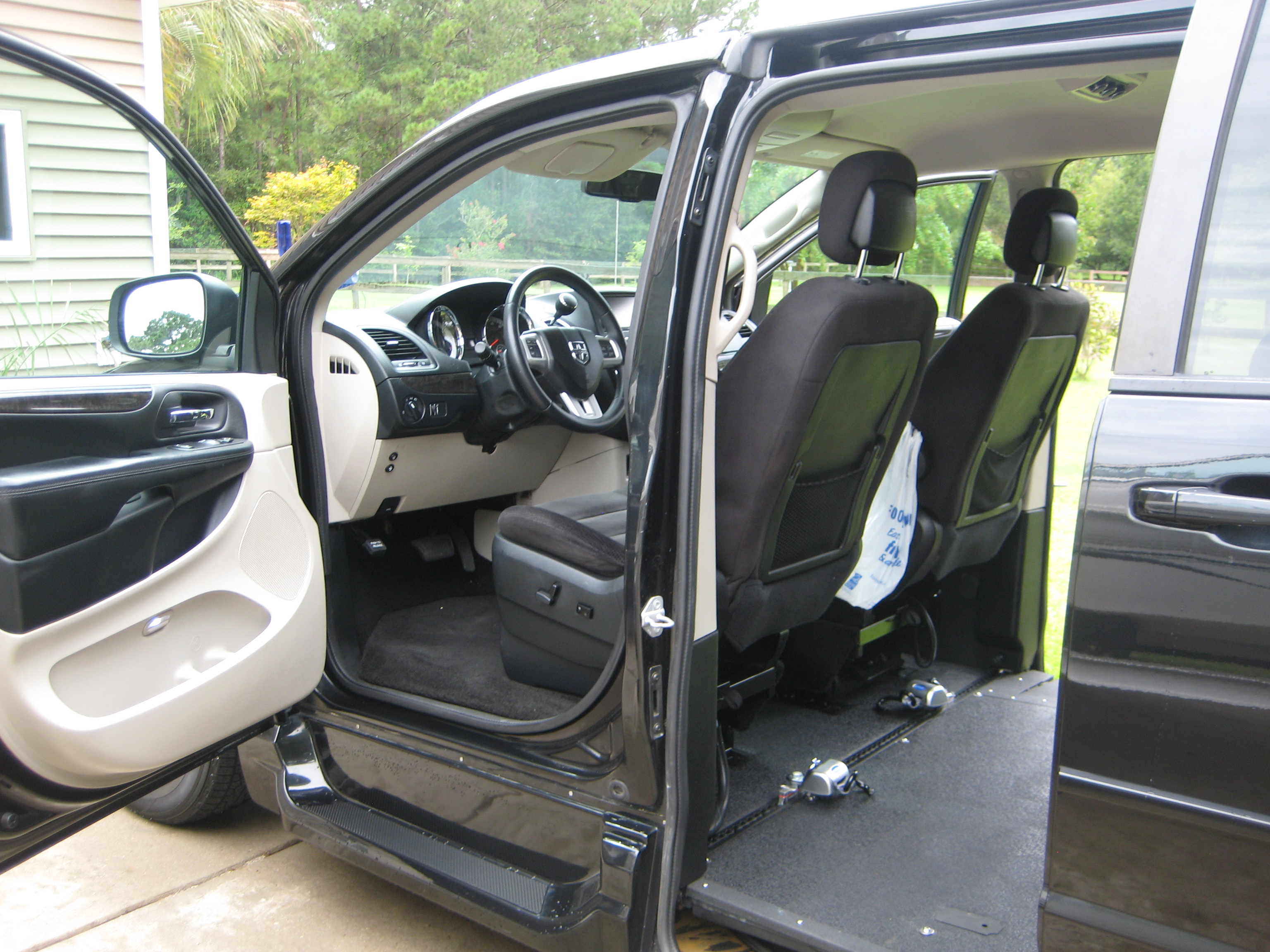Photo 2 of Mobility Van