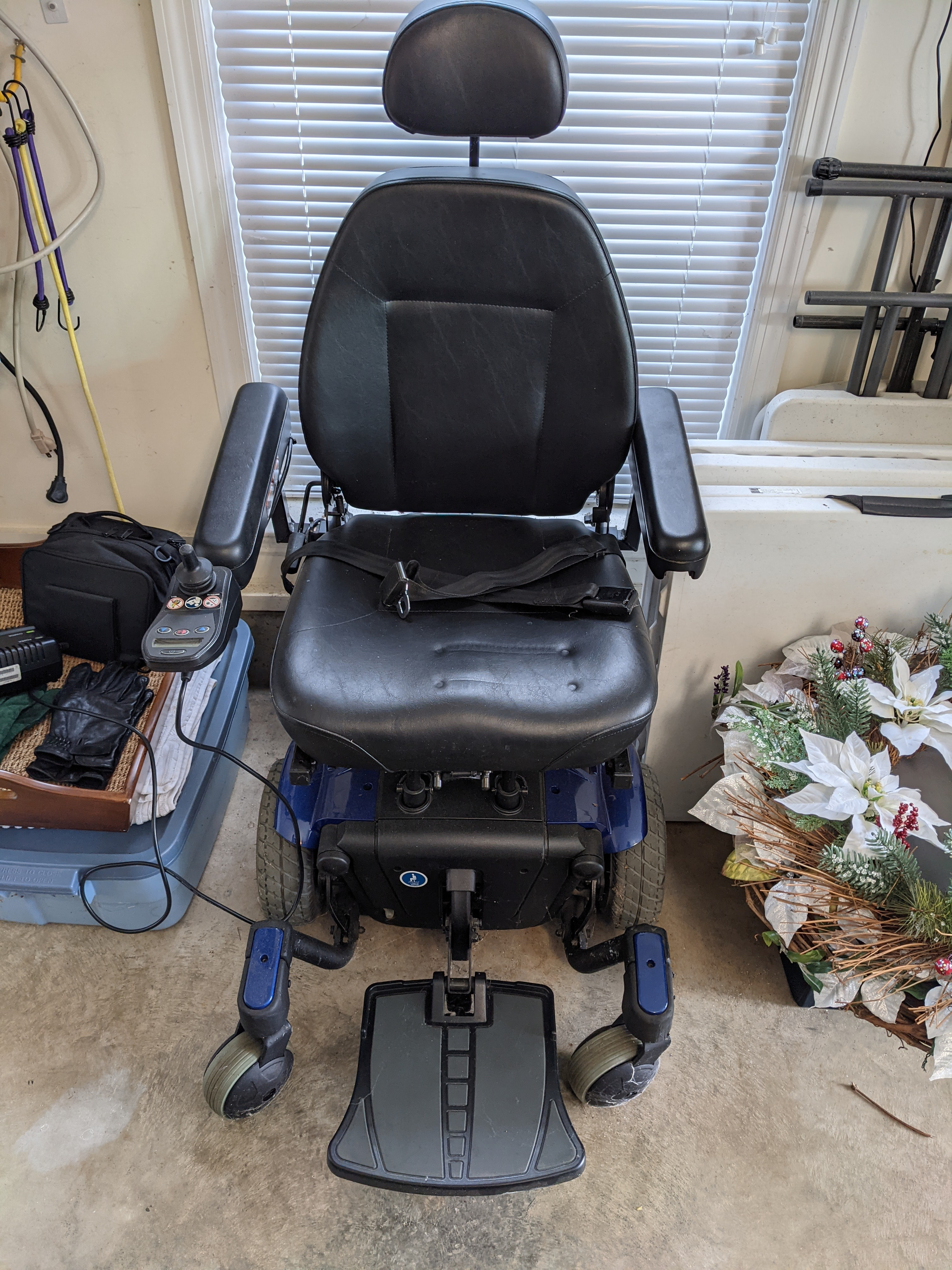 Photo 1 of Motorized Wheelchair