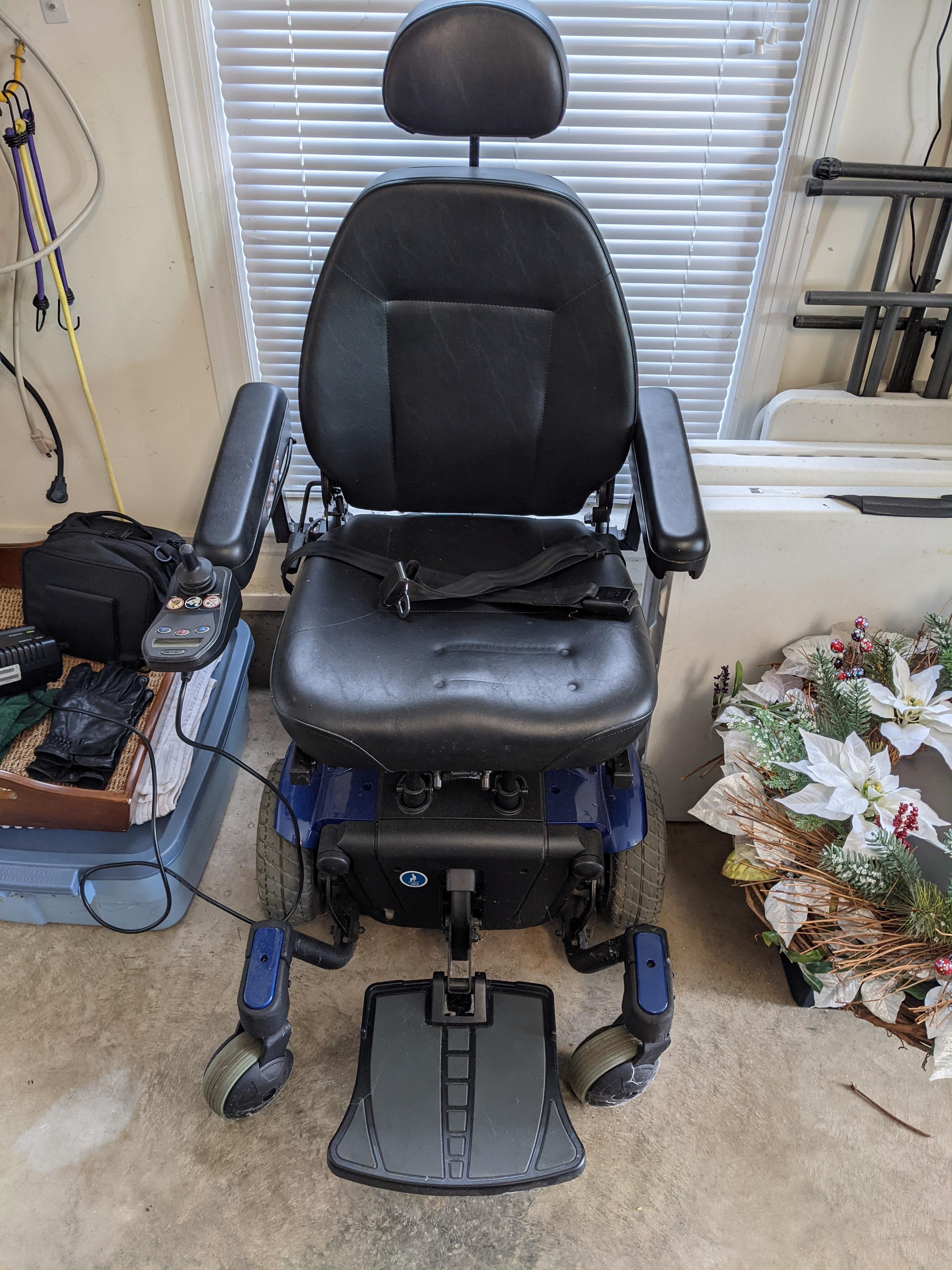 Photo 1 of Motorized Wheelchair