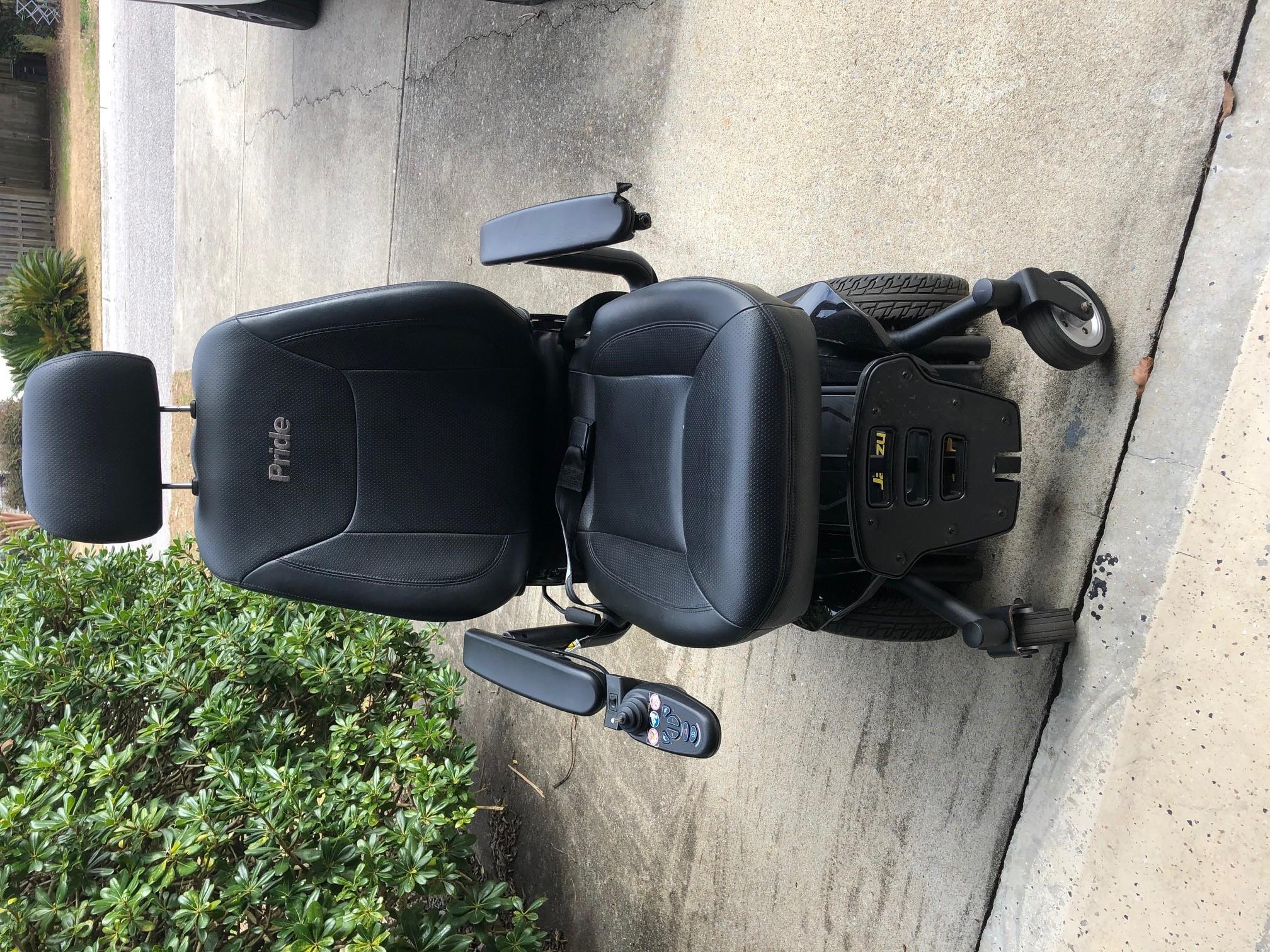 Photo 1 of Jazzy Motorized Wheelchair
