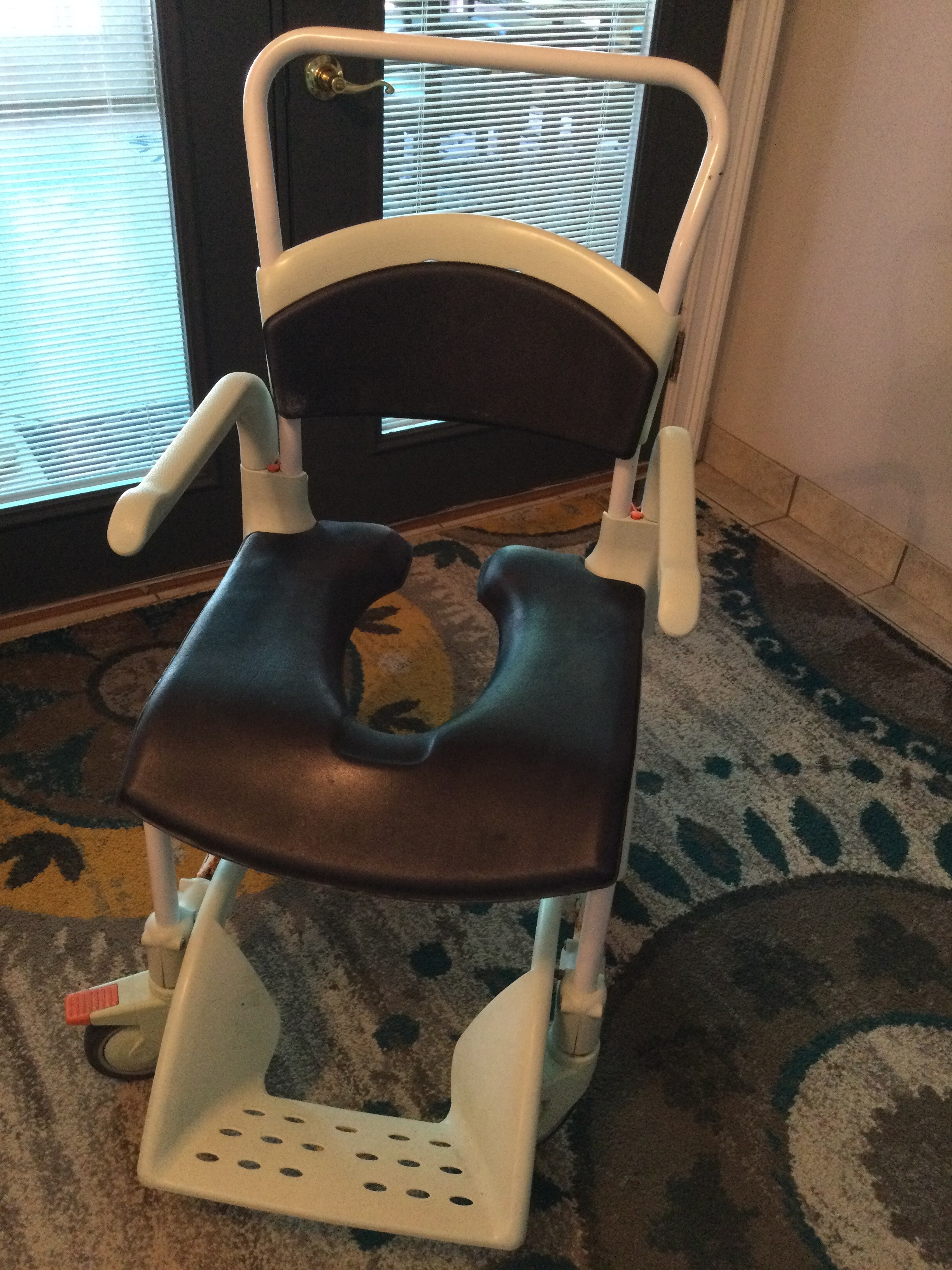 Photo 1 of Etac Commode Shower Chair