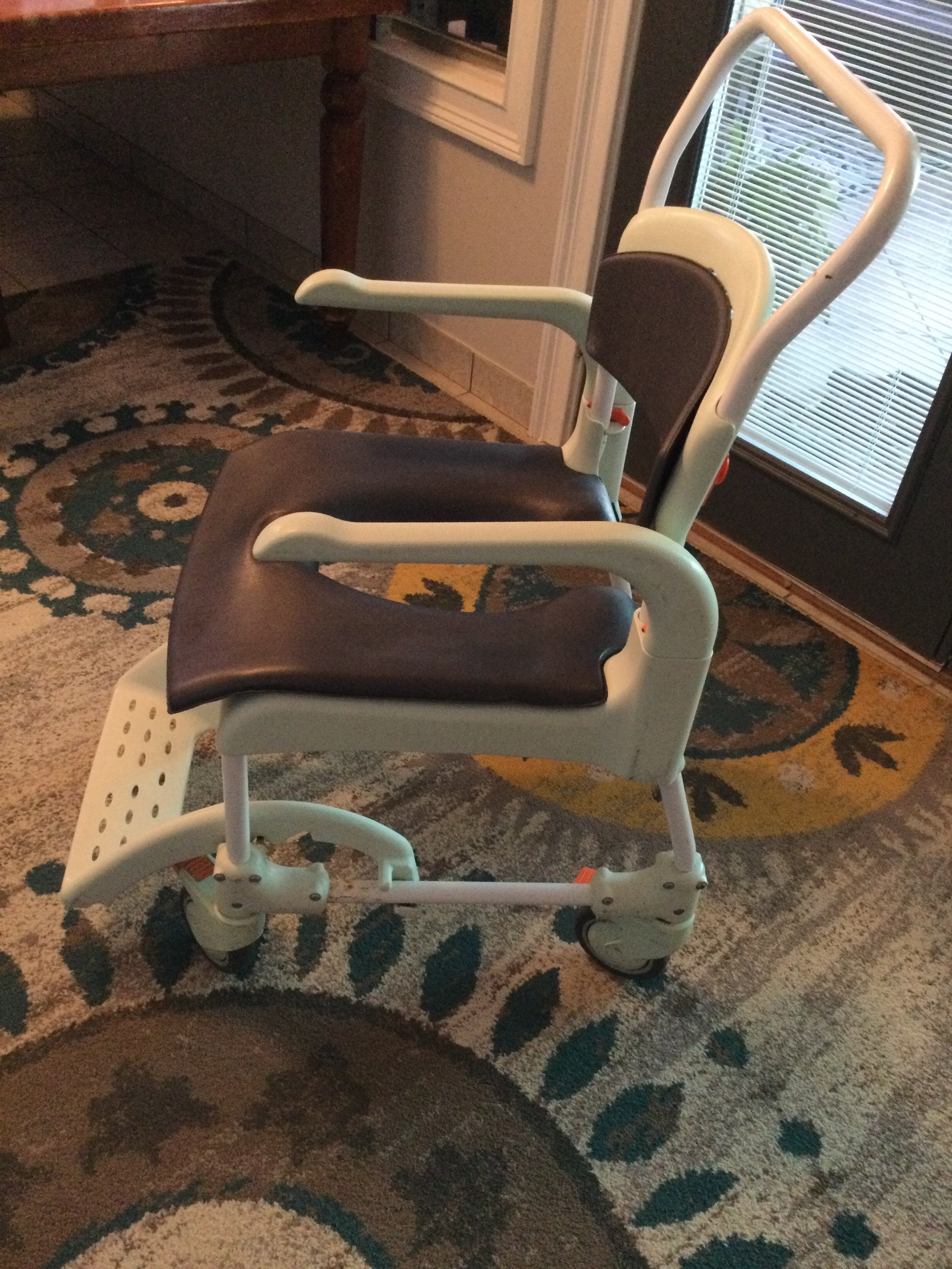 Photo 2 of Etac Commode Shower Chair