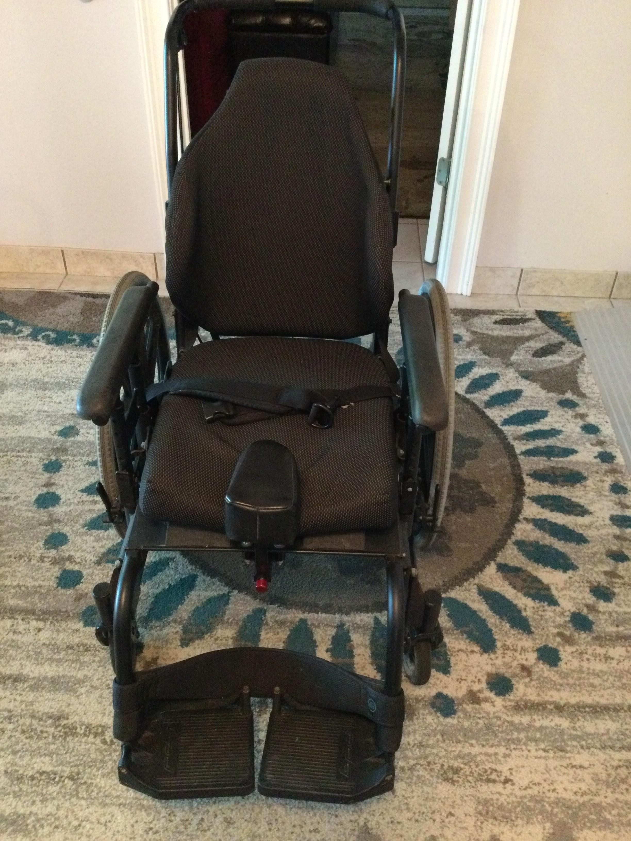 Photo 1 of Bentley Tilt-in-Space Manual Wheelchair
